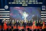 Tân Á Đại Thành đạt giải thưởng Chất lượng Quốc gia 2016