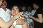 Lật tàu ở Đà Nẵng: Hiện trường tìm kiếm nạn nhân mất tích