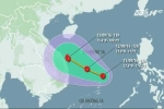 Áp thấp nhiệt đới có nguy cơ mạnh lên thành bão số 4