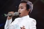 Hồ Văn Cường hát 'Còn thương rau đắng mọc sau hè' Chung kết Vietnam Idol Kids 2016