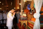 Thái tử Thái Lan có thể nối ngôi vào ngày 1/12