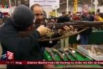 Video: Người Mỹ và 'tình yêu' đặc biệt với súng đạn