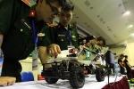 Vì sao Học viện Kỹ thuật Quân sự vô địch cuộc thi xe không người lái?