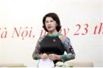 Chủ tịch Quốc hội nói gì vụ ông Võ Kim Cự tránh né báo chí? - ảnh 1
