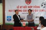Cựu đội trưởng tuyển Việt Nam làm HLV trưởng CLB Long An