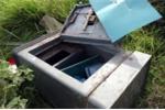 'Siêu trộm' khiêng két sắt của ngân hàng chính sách huyện