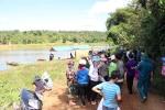 Lật xuồng 4 người chết ở Bình Phước: Tang thương phủ khắp xóm nghèo