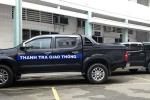 Thanh tra giao thông nhận tiền bảo kê: Hàng loạt lãnh đạo bị mất chức