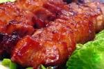 Thịt nướng ngũ vị thơm lừng hấp dẫn