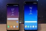 Galaxy S8, S8+ lập kỷ lục đặt hàng tại Việt Nam