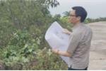 Bất ngờ gặp PTT Vũ Đức Đam một mình khoác ba lô khảo sát Sơn Trà