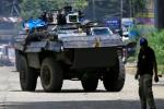 Quân đội Philippines bắt sống trùm khủng bố ở Marawi