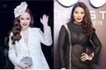 Angela Phương Trinh, Trương Ngọc Ánh diện váy xuyên thấu từ đầu đến chân