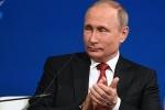 Tổng thống Putin sửa sai cho phiên dịch trong các lần đối thoại cấp cao