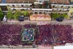 Ngôi trường của Á quân Đường lên đỉnh Olympia 2016 'nhuộm' sắc tím