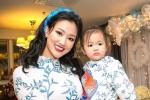 Maya tổ chức sinh nhật 2 tuổi cho con gái cưng