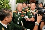 Lãnh đạo quân sự Việt - Trung gặp gỡ bên lề Đối thoại Shangri-La
