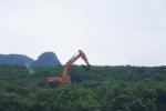 Truy tìm thủ phạm chôn hàng nghìn tấn rác trái phép tại Hòa Bình