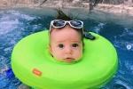 Phao cổ bơi lội cho trẻ em là 'cái bẫy chết người'?
