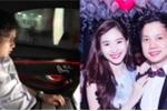 Hoa hậu Đặng Thu Thảo lần đầu đăng ảnh công khai người yêu đại gia