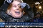 Vì sao dân Mỹ chuộng mặt nạ Donald Trump hơn mặt nạ Hillary Clinton?
