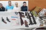 Chân dung nhóm nghi can nổ súng bắn chết nhân viên lễ tân khách sạn ở Hà Nội