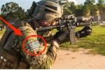 Vì sao binh sỹ Mỹ mặc quân phục may cờ ngược?