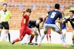 Trực tiếp Việt Nam vs Campuchia: Công Phượng mở tỷ số (Sea Games 29)