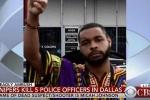 Chân dung nghi phạm vụ xả súng nhằm vào cảnh sát chấn động nước Mỹ