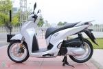 Ngắm ảnh thực tế Honda SH 300i ABS giá 248 triệu vừa ra mắt ở VN