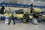 Bên trong nhà máy sản xuất trực thăng vũ trang 'Cá sấu' Ka-52 đầy uy lực của Nga