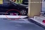 Bị ô tô cán 2 lần, bé gái 1 tuổi sống sót kỳ diệu