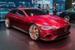 Xe Mercedes-AMG GT không được trang bị hệ thống gương chiếu hậu?