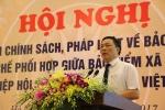 Ông Nguyễn Văn Đệ: 'Doanh nhân làm trong lĩnh vực y tế là những người đầy bản lĩnh'