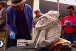 Giật mình phát hiện 'xác ướp người ngoài hành tinh' ở Peru