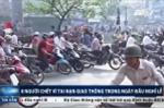 8 người chết vì tai nạn giao thông trong ngày đầu nghỉ lễ