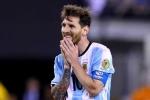 Adidas sẽ không để Messi dễ dàng chia tay ĐT Argentina