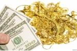 Giá vàng hôm nay 5/1 tăng theo giờ, USD vẫn 'lao dốc'