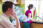 Gia tăng phụ nữ mắc ung thư phổi oan do hít phải khói thuốc lá