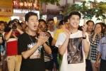 Noo Phước Thịnh, Basick hát cùng hàng trăm khán giả tại phố đi bộ