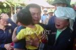 Ảnh: Vận động nghi can nổ súng khiến 19 người thương vong ở Đắk Nông ra đầu thú