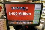 Trúng xổ số 400 triệu USD sau khi cãi lời vợ