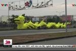 Mô hình con vật lạ xôn xao Hải Phòng: Đơn vị thi công lên tiếng
