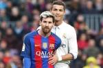 Messi: 'Ronaldo toàn diện như cầu thủ ngoài hành tinh'