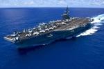 Triều Tiên đe dọa đánh chìm tàu sân bay Mỹ để thể hiện sức mạnh