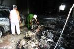 Cháy khách sạn 5 tầng ở Bình Thuận: Do xe máy bỗng nhiên phát nổ