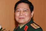 Đại tướng Ngô Xuân Lịch đi Mỹ dự hội nghị Bộ trưởng Quốc phòng