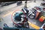 Bẻ khóa trộm xe SH bị chủ nhà phát hiện, chạy trối chết