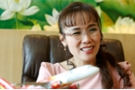 Tỷ phú Nguyễn Thị Phương Thảo nhận lương 2,66 tỷ đồng tại Vietjet Air