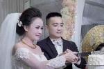 Mỹ nhân 'lẳng lơ' nhất màn ảnh Việt lên xe hoa lần 4 với chú rể kém tuổi